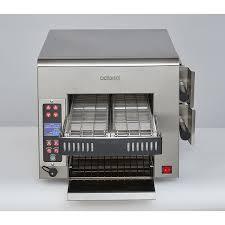 Commercial Conveyor Toaster Star Ircs4 Impingement Split Belt Conveyor Toaster With