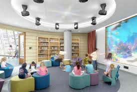 children u0027s hospital aims high for medical care design and