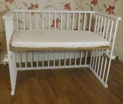 Baby Crib Next To Bed New Baby White Next To Bedside Crib Next To Bed Side By Side