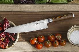 8 Inch Kitchen Knife by 8 Inch Chef Knife With Razor Sharp Vg 10 Japanese Super Steel