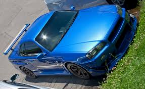 file nissan r34 gt r top front jpg wikimedia commons