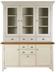 buy mark webster padstow painted sideboard with glazed hutch