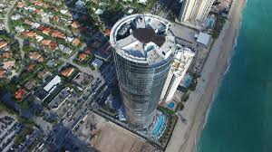 porsche tower miami porsche design tower completed in sunny isles beach south