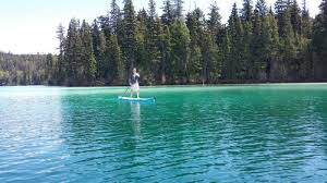 Thanksgiving Vacation Ideas Johnson Lake Bc Is A Beautiful Clear Turquoise Lake Within Easy