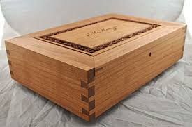 personalized box personalized boxes fishers laser carvers