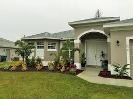 El Patio Cape Coral by Landscape Design And Upgrade In Cape Coral Using Low Maintenance