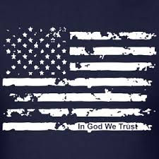 Designs In God We Trust Flag T Shirt With In God We Trust T Shirt Spreadshirt