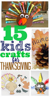 15 creative thanksgiving crafts i can teach my child