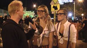 west hollywood halloween party joe goes to the west hollywood halloween parade youtube