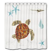 Shower Curtain 36 X 72 Shell Curtains Online Waterproof Shell Shower Curtains For Sale