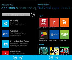 find my app for android microsoft releases where s my app to find popular apps for