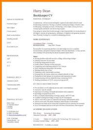 Bookkeeper Sample Resume Bookkeeper Resume Sample Unforgettable Bookkeeper Resume Examples