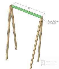 Wood Magazine Ladder Shelf Plans by Ana White Painter U0027s Ladder Shelf Diy Projects
