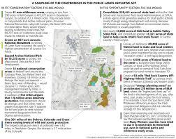 Colorado Public Land Map by Bishop U0027s U0027grand Bargain U0027 In Utah Is No Deal Say Enviros A U0027grand
