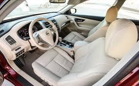 nissan altima interior 2013 nissan altima 2 5 sl arrival motor trend