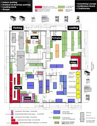Commercial Kitchen Floor Plans Food Incubators Commercial Kitchens In The Sharing Economy
