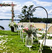 unique outdoor wedding decorations ideas iawa