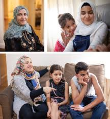 syrian refugees found a home in rhode island
