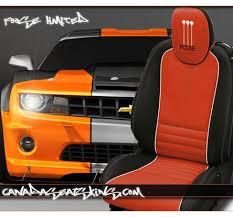 chip foose camaro 2010 2015 chevrolet camaro chip foose leather upholstery