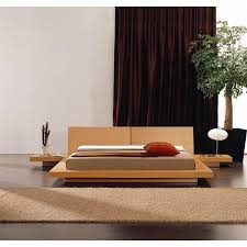 amazing bed with nightstands bed frame with attached nightstands