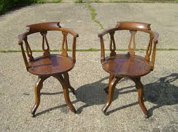 Antique Desk Chairs Antique Furniture Warehouse Pair Antique Desk Chairs Pair Of