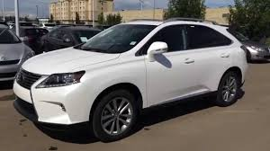 lexus hybrid suv rx 2015 lexus rx 350 awd touring package review white starfire