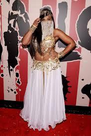 Belly Dance Halloween Costume Ashanti Attended Heidi Klum U0027s Halloween Party Belly