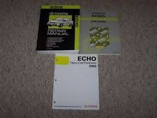 toyota echo manual ebay