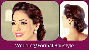 hairstyle joora video fomo wedding formal hairstyle hindi youtube