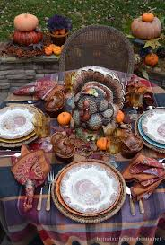 Outdoor Thanksgiving Decorations by 109 Best Thanksgiving Tablescapes Seasonal Images On Pinterest