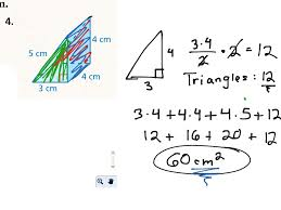 Surface Area And Volume Worksheets Grade 7 Showme 3rd Grade Surface Area
