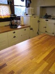Diy Wood Kitchen Countertops by Diy Rustic Wood Kitchen Countertops Diy Kitchen Redo