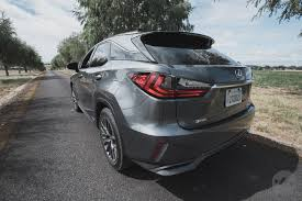 suv lexus 2016 the 2016 lexus rx the luxury suv redefined u2013 fatlace since 1999