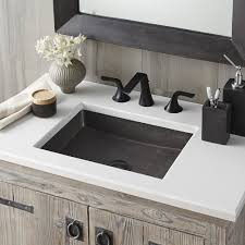 quartz bathroom vanity top in whisper white native trails