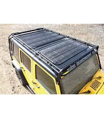 Smittybuilt Roof Rack by Jeep Jku 4door Stealth Rack Multi Light Setup Gobi Racks