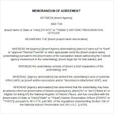 25 professional agreement format examples between two