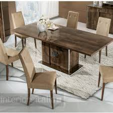 Oak Top Dining Table Italian Dining Tables Athen On Sale