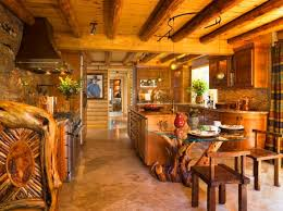 Log Home Interior Designs - Log home interior designs