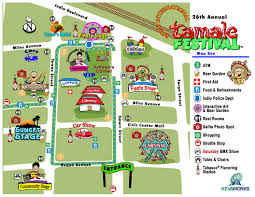 Festival Map Festival Map Indio International Tamale Festival