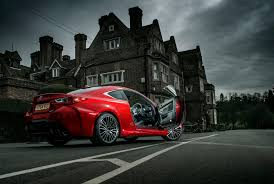 new lexus rcf lexus rc f jekyll u0026 hyde one car two personalities