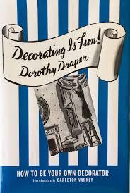 historical portfolio dorothy draper u0026 company dorothy draper