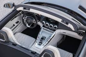 future mercedes interior red mercedes amg gt concept drops at 87th geneva motor show
