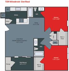 Floor 13 by Tgm Willowbrook Apartments Tgm Communities