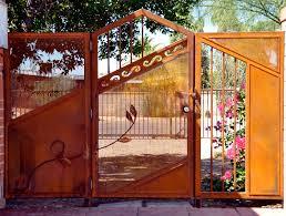 ornamental metal gates tucson inspirational landscape of