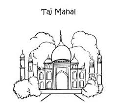 coloring pages for ancient wonders of the world family holiday