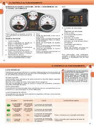 Amado Manual Proprietário do Peugeot 207 em Português #WG01