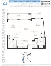 2 bedroom 2 bath floor plans floorplans cityplace south tower west palm beach