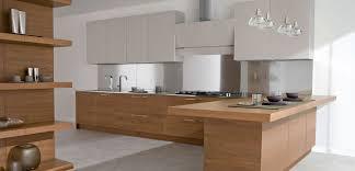 kitchen modern light wood normabudden com