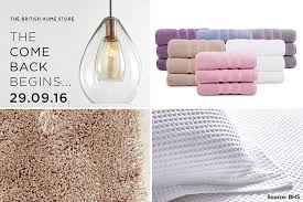 Bhs Duvets Sale Bhs Relaunches Tomorrow We U0027ve Got A Sneak Peek At The What You Can