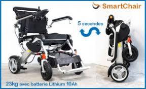 chaise roulante lectrique le smartchair le fauteuil roulant électrique vraiment pliant